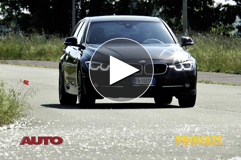 BMW 320d Touring, Il diamante BMW