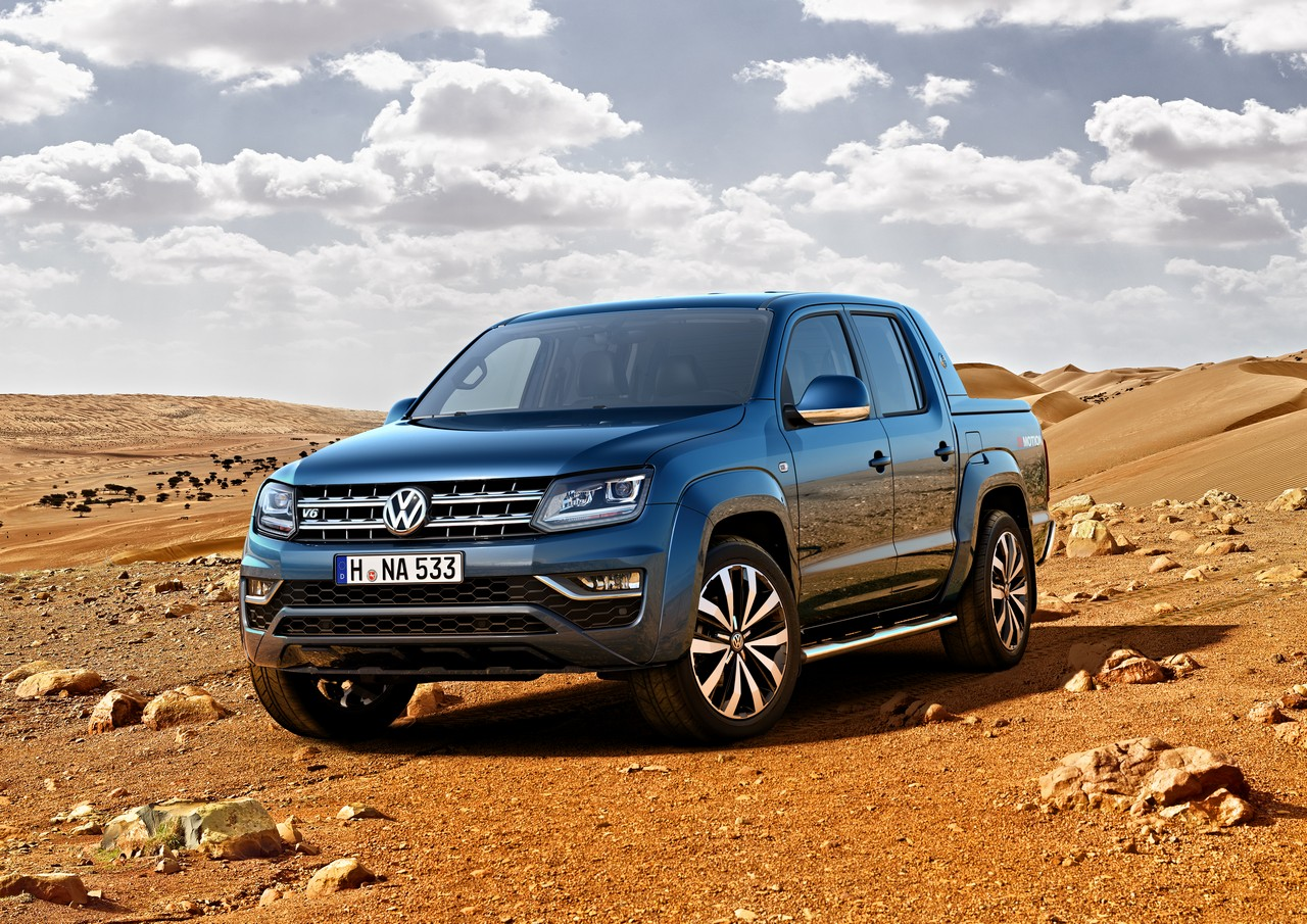Volkswagen Amarok: il pick-up che ama l'off-road
