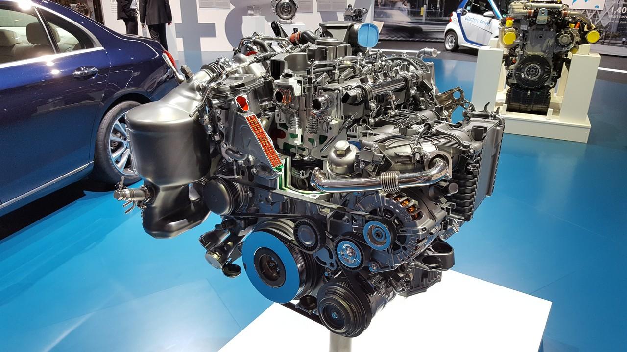 Mercedes e il futuro dei motori
