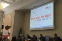 Rapporto Aci-Istat sugli incidenti stradali 2015