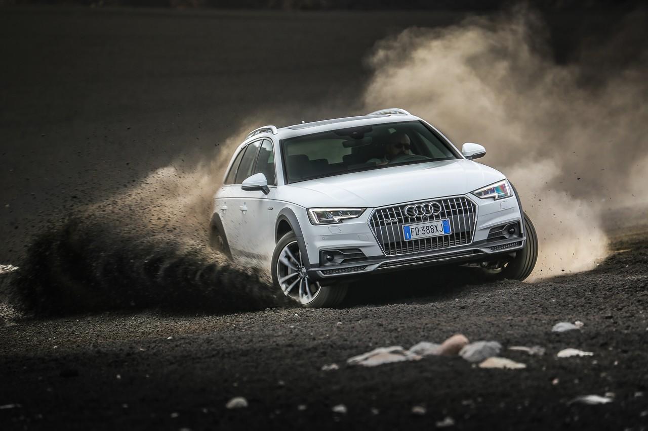Audi A4 allroad quattro: spirito avventuriero