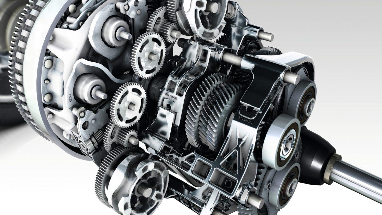 Cambio automatico Renault EDC