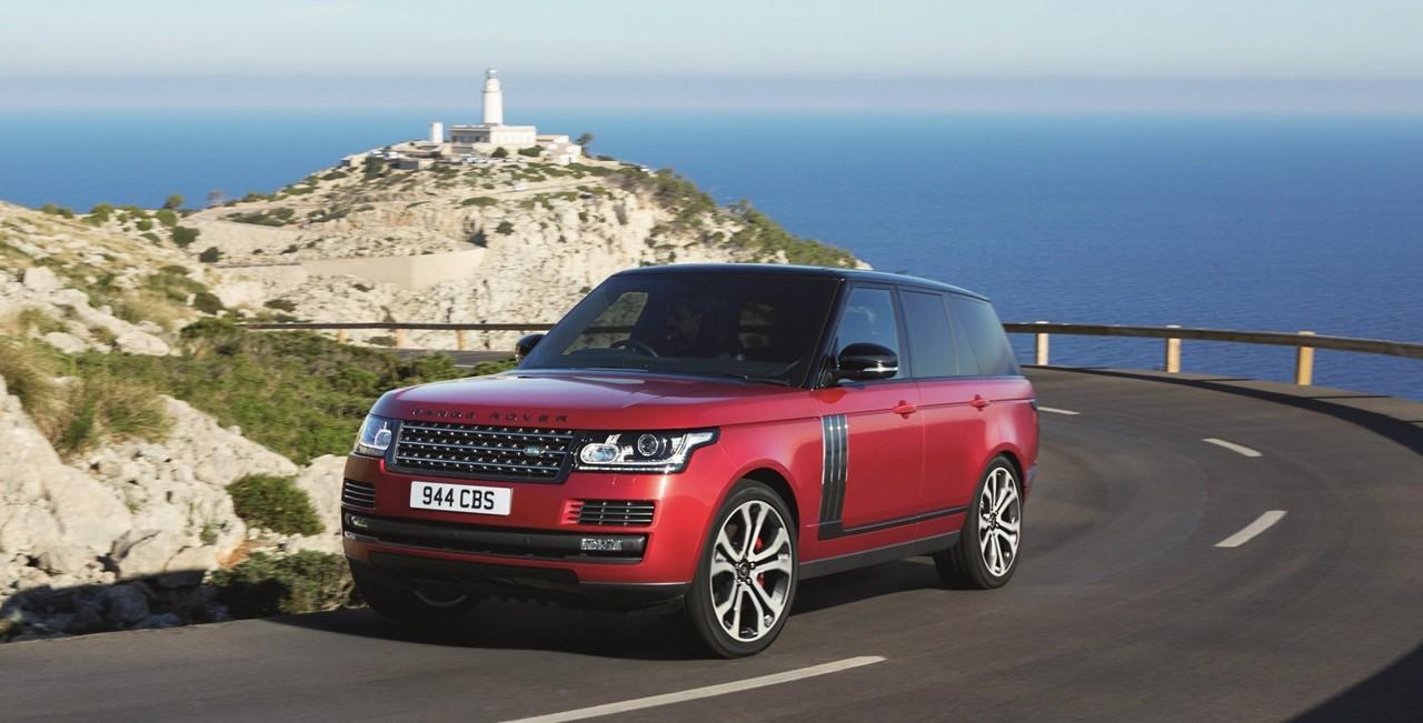 Range Rover MY 2017: evoluzione della specie