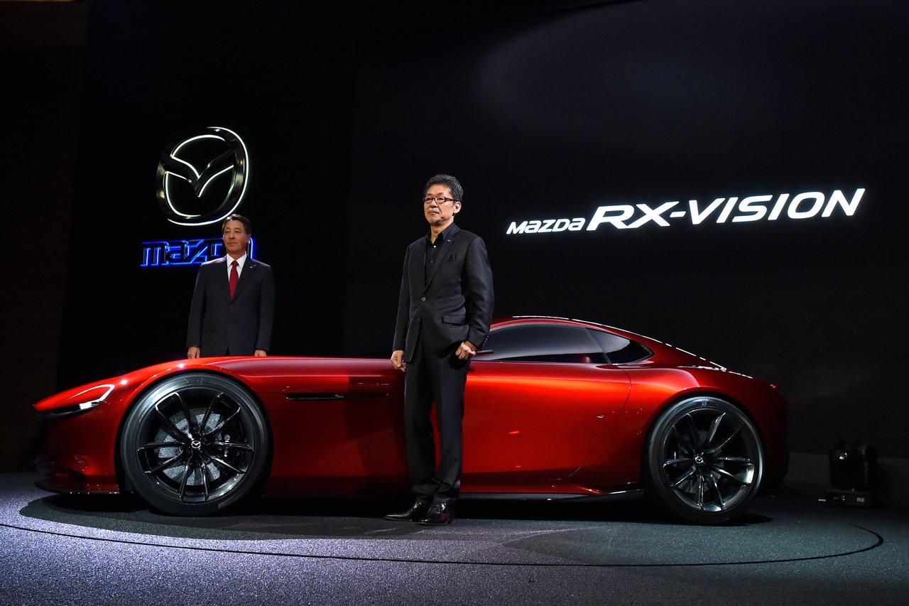 Il 2020 vedrà l'arrivo della Mazda RX-9