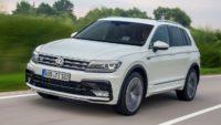 Volkswagen Tiguan: ora anche BiTDI 240 e TSI 220