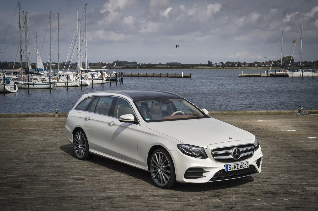 Mercedes Classe E SW: ventata di freschezza