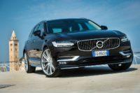 Nuova Volvo V90: la gran passista svedese