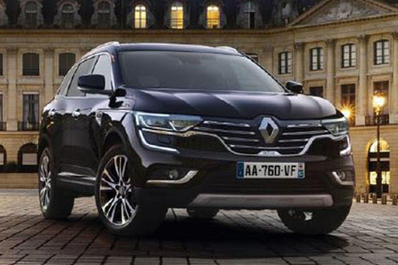 Renault al Salone di Parigi