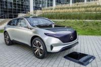 Mercedes, la nuova era parte con EQ