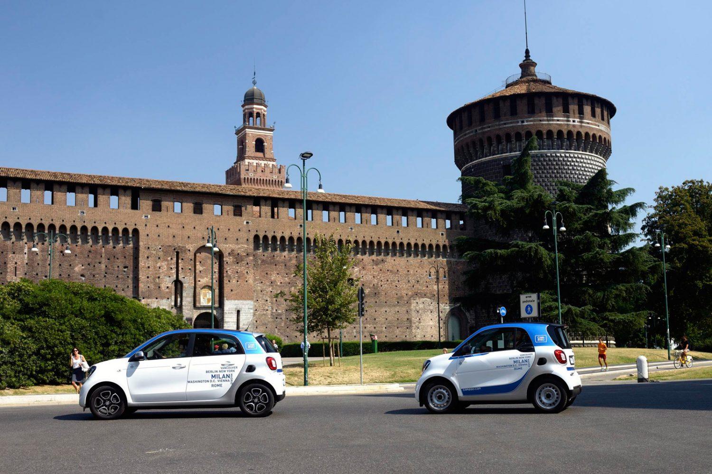 car2go: sbarca la nuova flotta a Milano