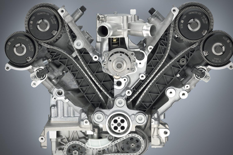 Il sistema di distribuzione – Motore a 4 tempi