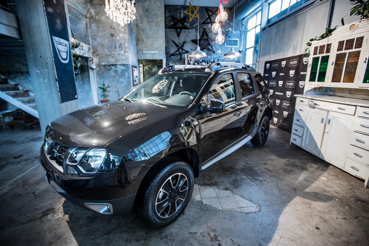 Dacia Duster Black Shadow: la urban chic