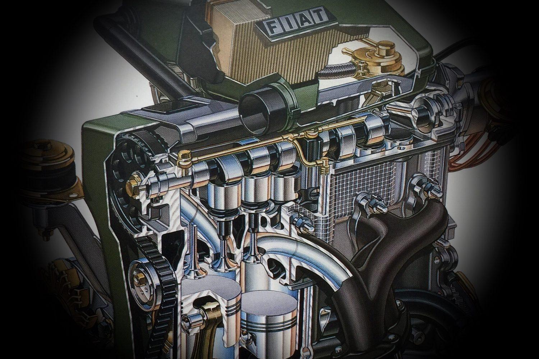 Motori Fiat FIRE 750 e 1000: gemelli diversi