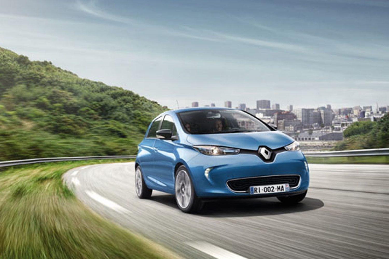 Renault ZOE, autonomia record