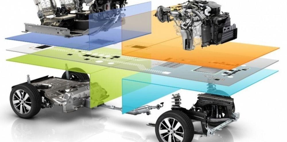La piattaforma Renault CMF-CD