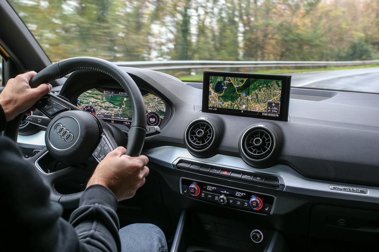 Audi q2 il suv camaleontico for Interno q2