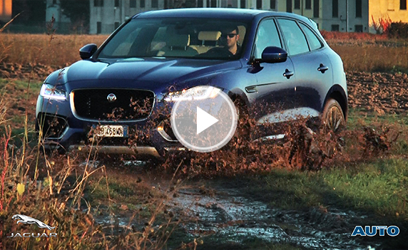 Jaguar F-Pace – Prova Tecnica