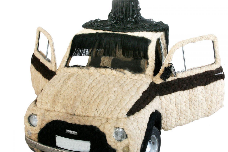 La Fiat 500 capellona