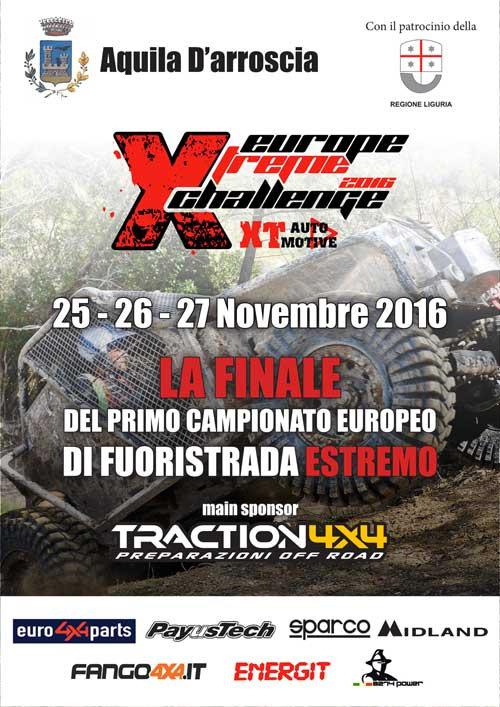 Finale EXC 2016 a Aquila d'Arroscia