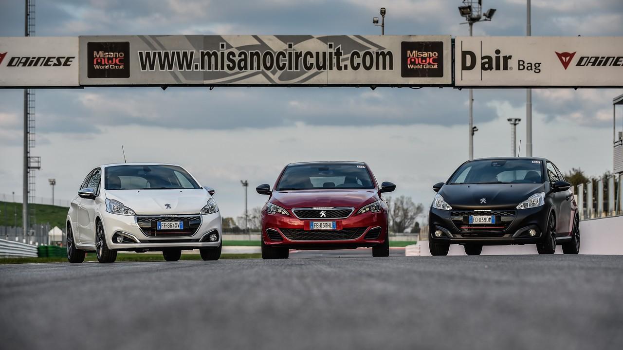 Peugeot GTi: 3 lettere dal chiaro significato sportivo