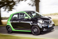 smart Forfour elettrica