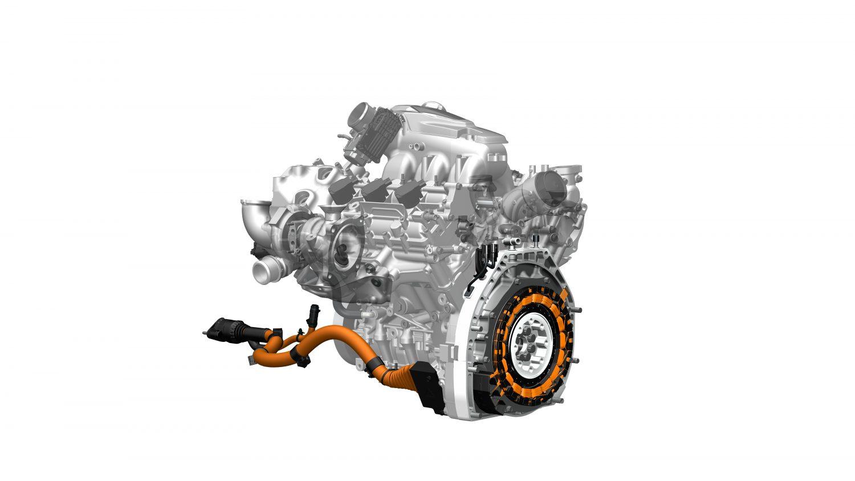 Honda NSX – Focus tecnico