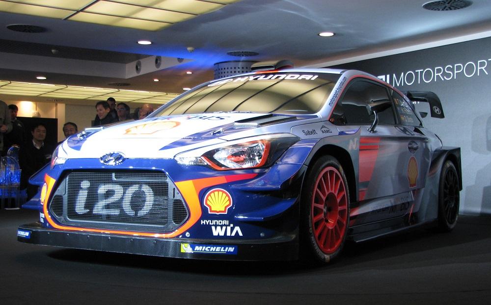 """Hyundai i20 Coupe WRC """"Plus"""""""