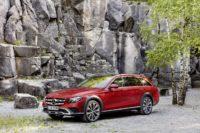Mercedes Classe E All-Terrain: famigliare inarrestabile
