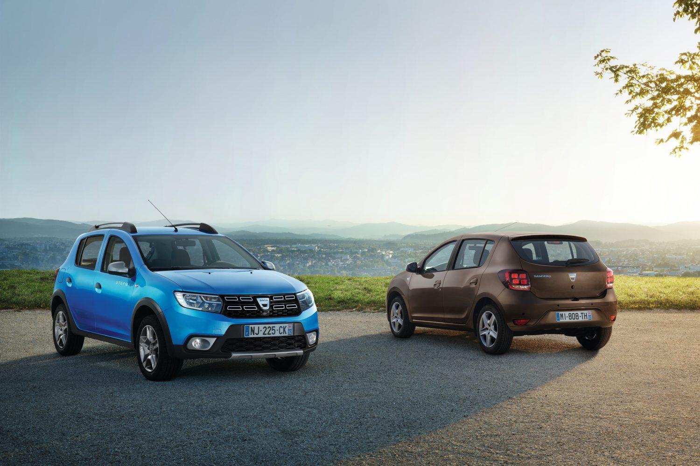 La nuova gamma Dacia