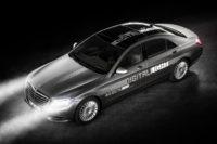 Mercedes e la Digital Light