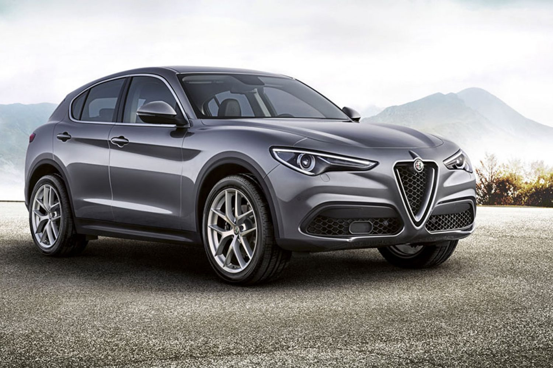 Alfa Romeo, arriva la Stelvio