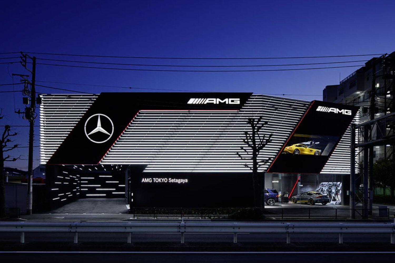AMG apre a Tokyo