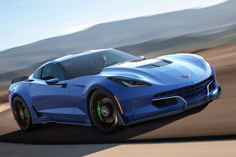 Una Corvette elettrica da 750.000 dollari
