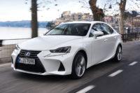 Lexus IS, l'evoluzione della specie