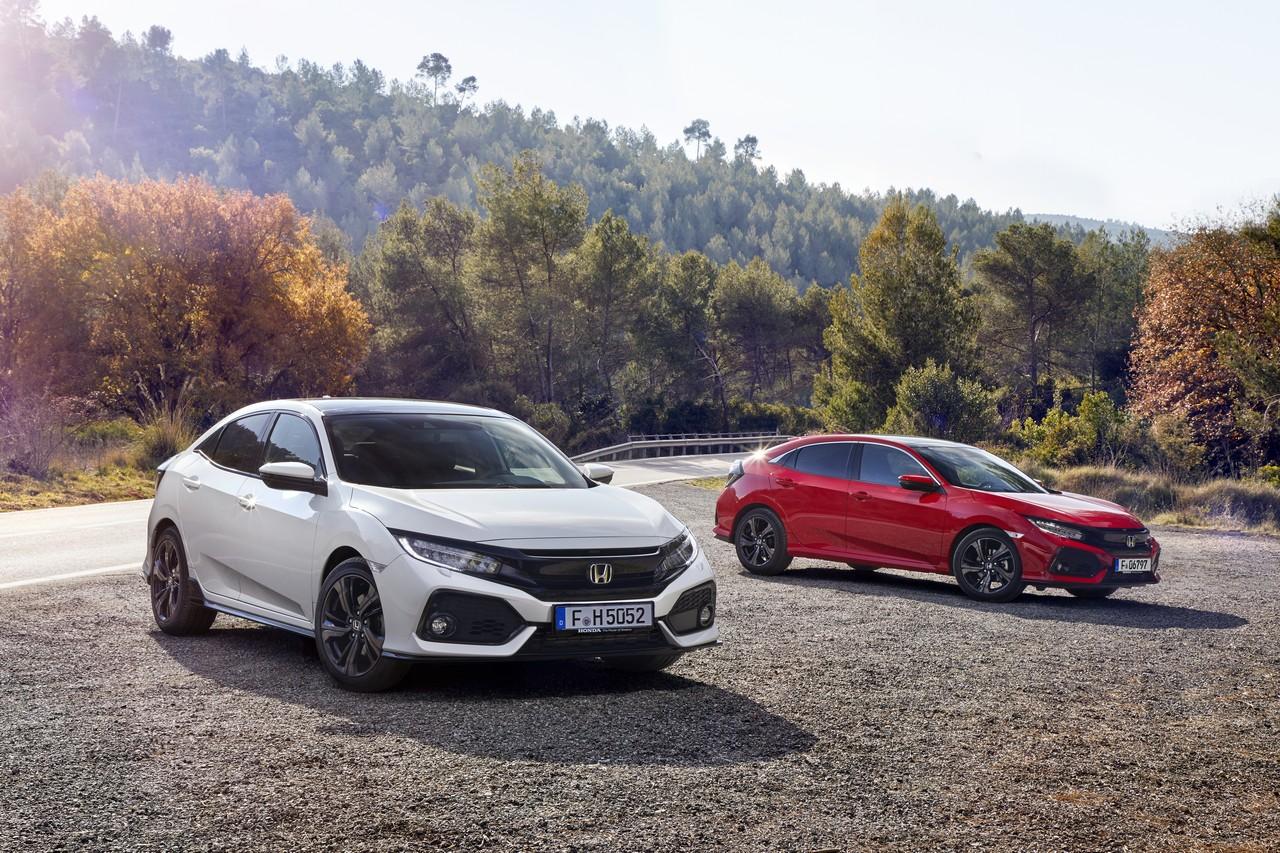 Nuova Honda Civic: puro piacere di guida
