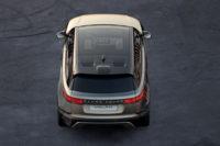 Range Rover, nasce Velar