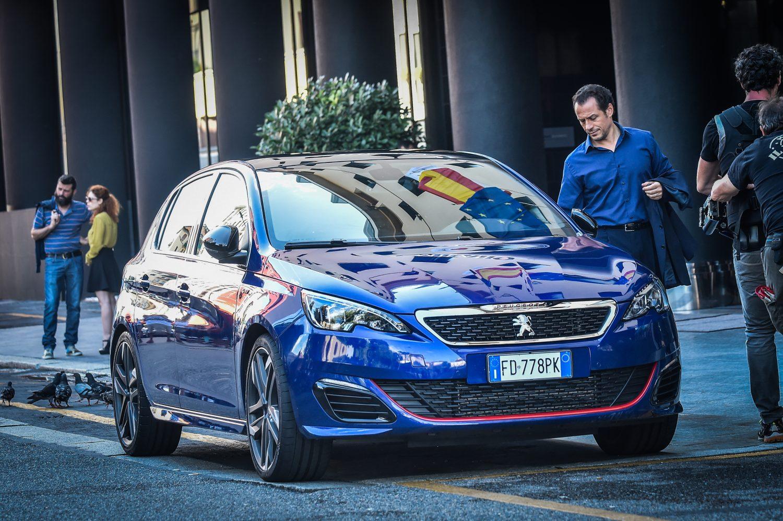 #sensationdriver: la web-serie di Peugeot