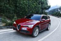 Alfa Romeo Stelvio, emozioni alla guida
