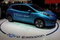 Nissan amplia la rete di ricarica rapida in Italia