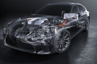 Lexus, il Multi Stage Hybrid System