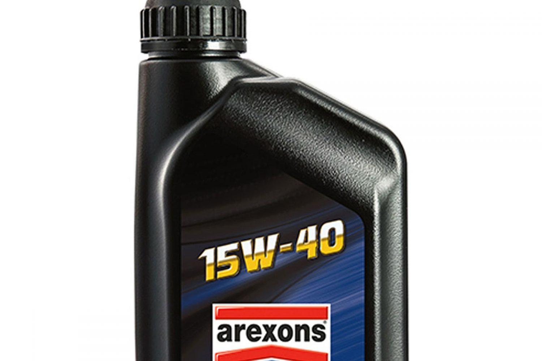 Arexons, ecco i lubrificanti per auto
