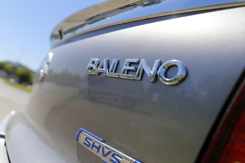 Suzuki Baleno SHVS: ibrido easy
