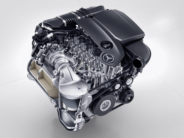 OM654: il futuro del diesel secondo Mercedes-Benz