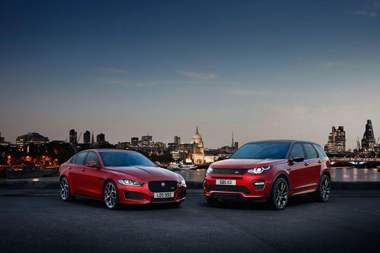 Range Rover è l'auto britannica di lusso più esportata