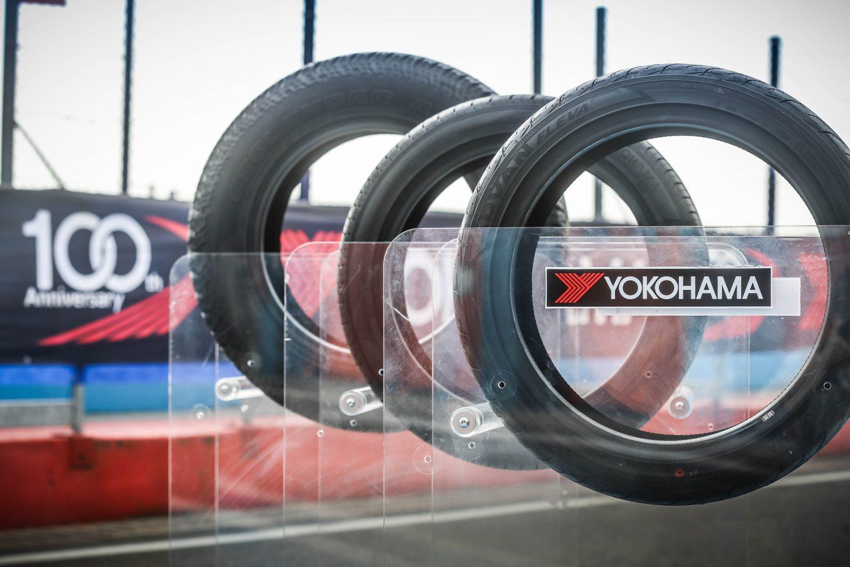 Nuovi pneumatici Yokohama