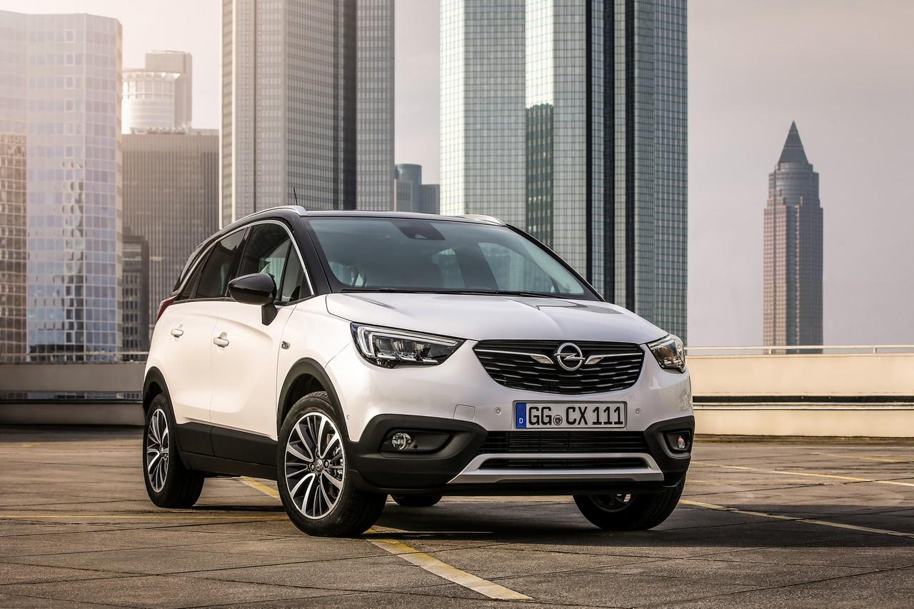 Opel Crossland X: piacevolmente spazioso