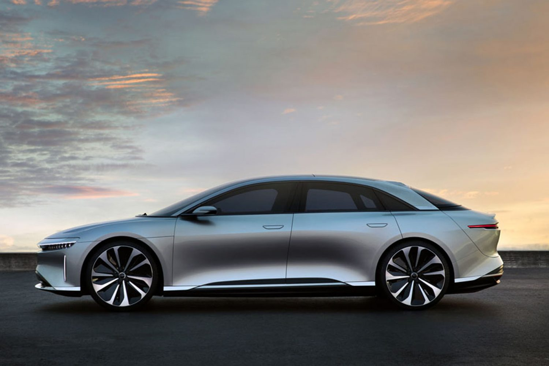 Lucid Motors Air, l'anti Tesla
