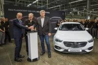 Opel Insignia: al via la produzione della nuova ammiraglia