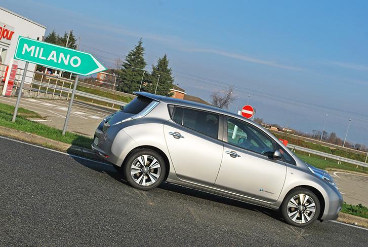 Nissan Leaf: siamo pronti per l'elettrico?