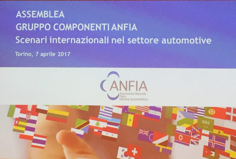 ANFIA: quale futuro per la componentistica automotive?